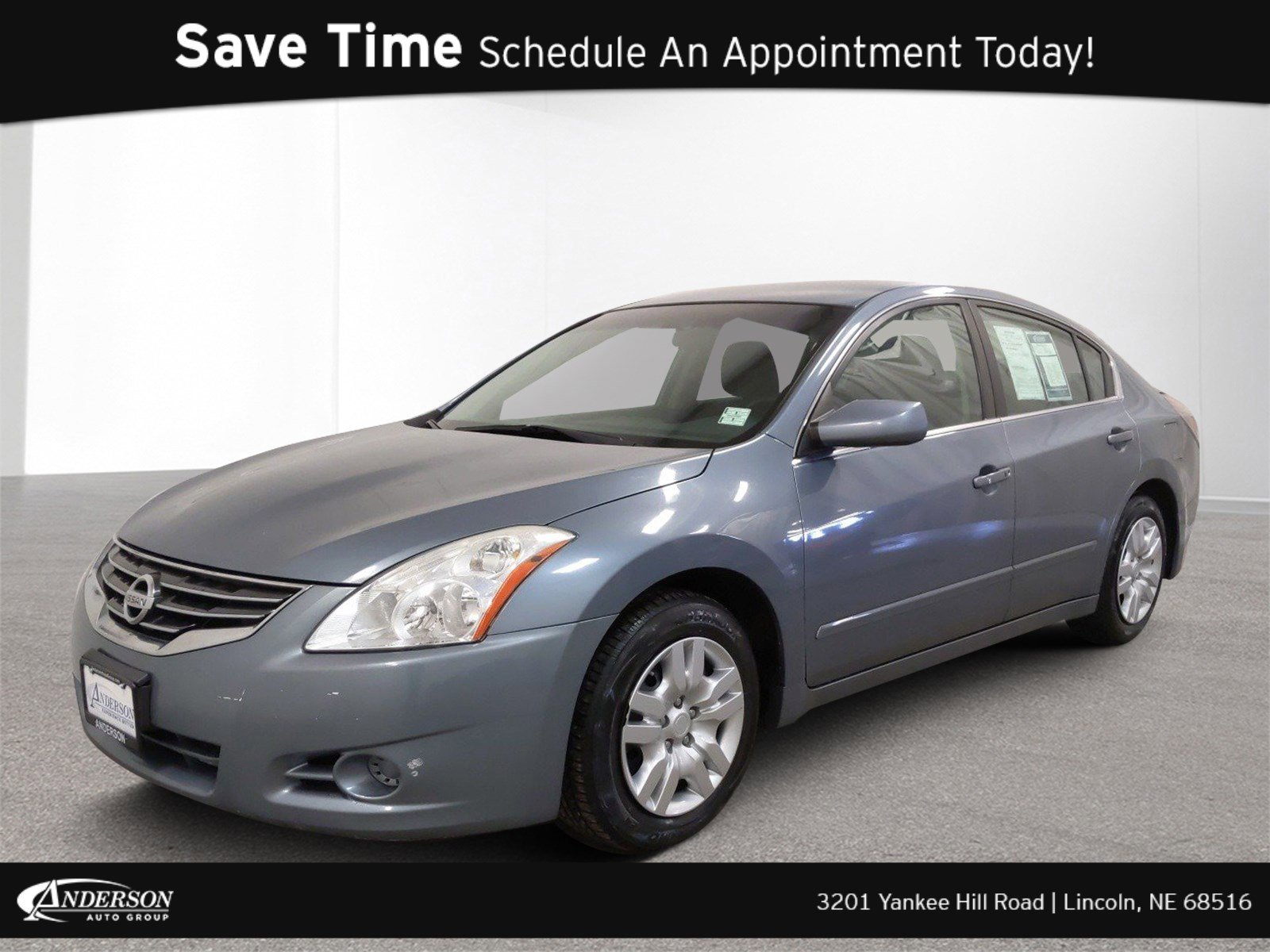 Used 2010 Nissan Altima 2.5 S 4dr Car for sale in Lincoln NE