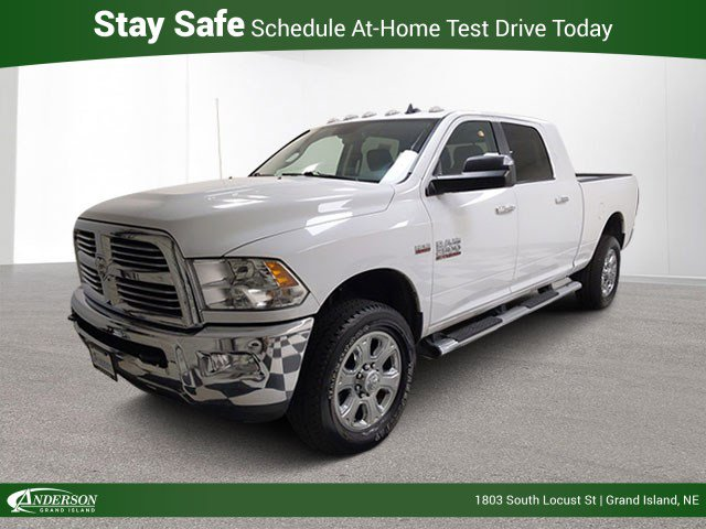 Used 2015 Ram 2500 Big Horn Crew Cab Pickup for sale in Grand Island NE