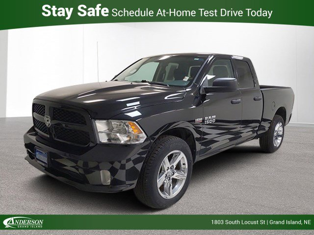 Used 2017 Ram 1500 Express Crew Cab Pickup for sale in Grand Island NE