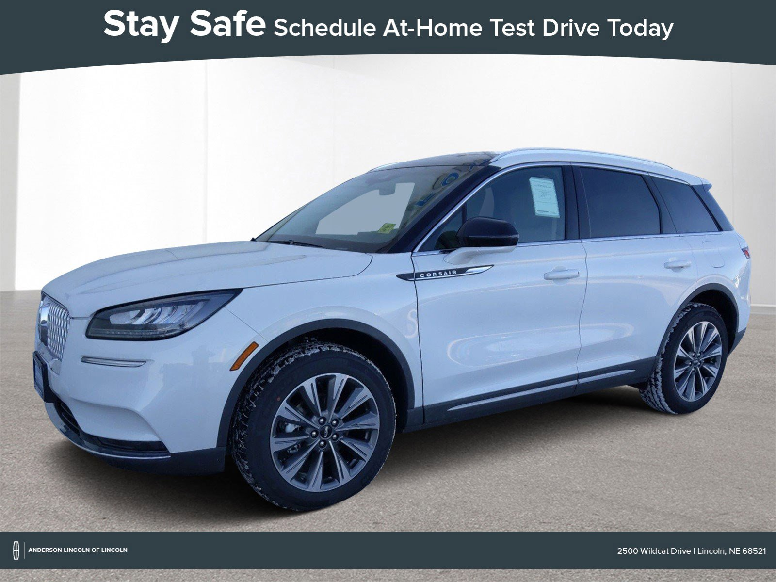 New 2020 Lincoln Corsair Reserve Sport Utility for sale in Lincoln NE