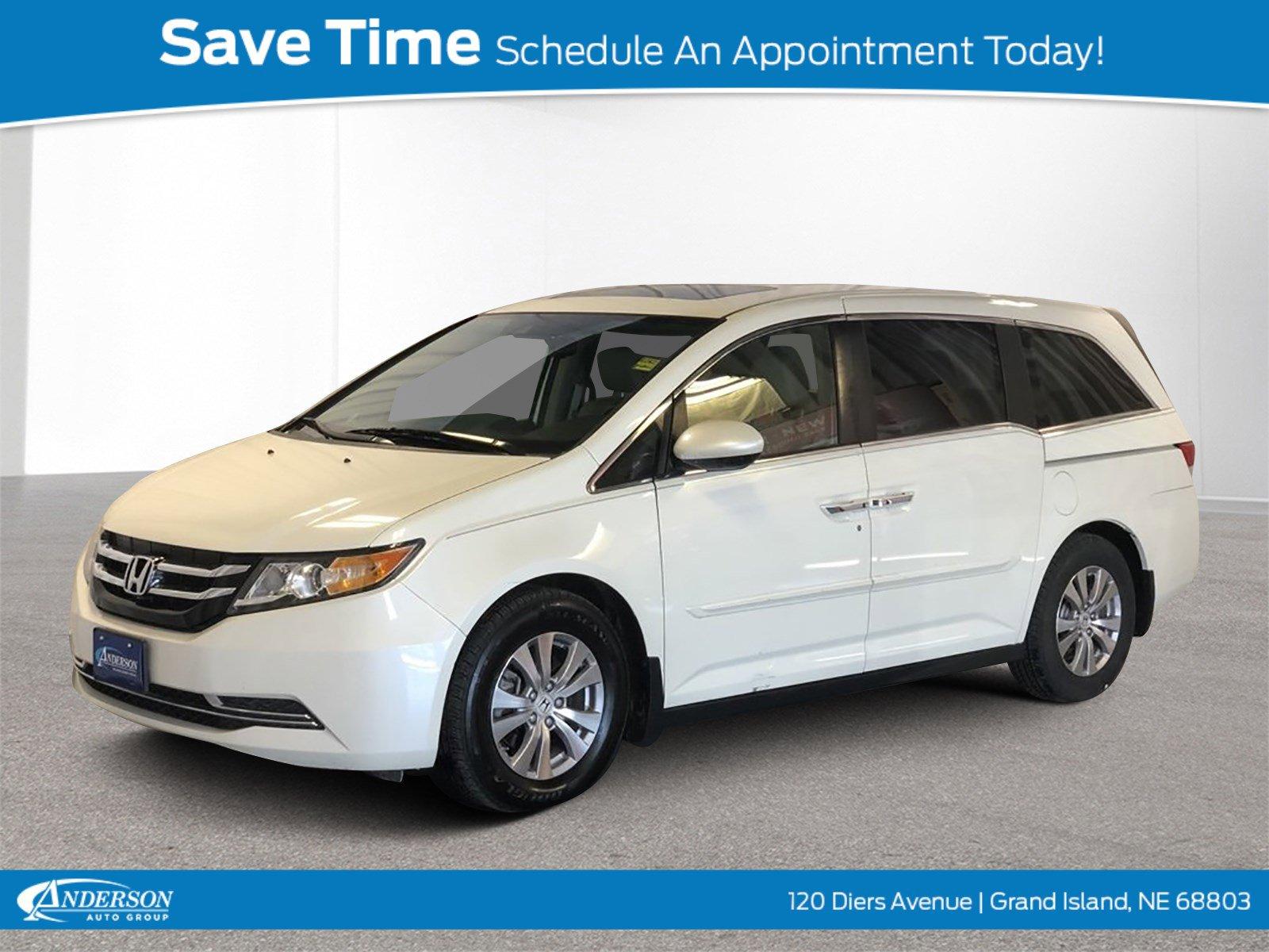 Used 2016 Honda Odyssey EX-L 4D Passenger Van for sale in Grand Island NE