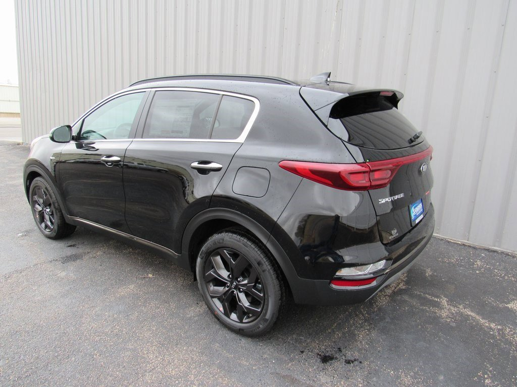 New 2020 Kia Sportage S 4D Sport Utility for sale in Grand Island NE