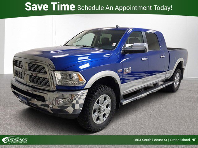 Used 2015 Ram 2500 Laramie Crew Cab Pickup for sale in Grand Island NE
