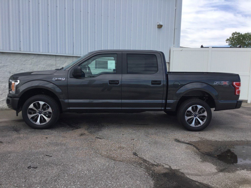 New 2019 Ford F-150 Xl Crew Cab Pickup for sale in Lincoln NE