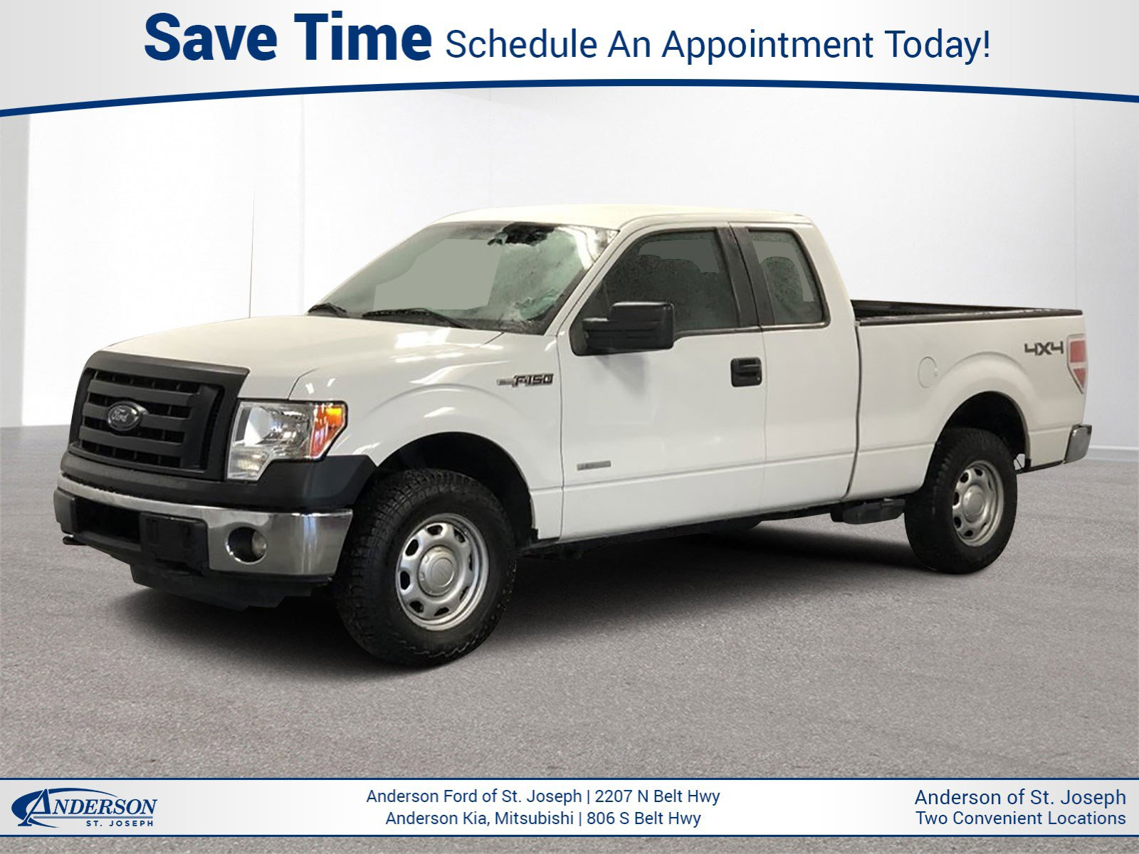 Used 2012 Ford F-150 XL Extended Cab Pickup for sale in St Joseph MO
