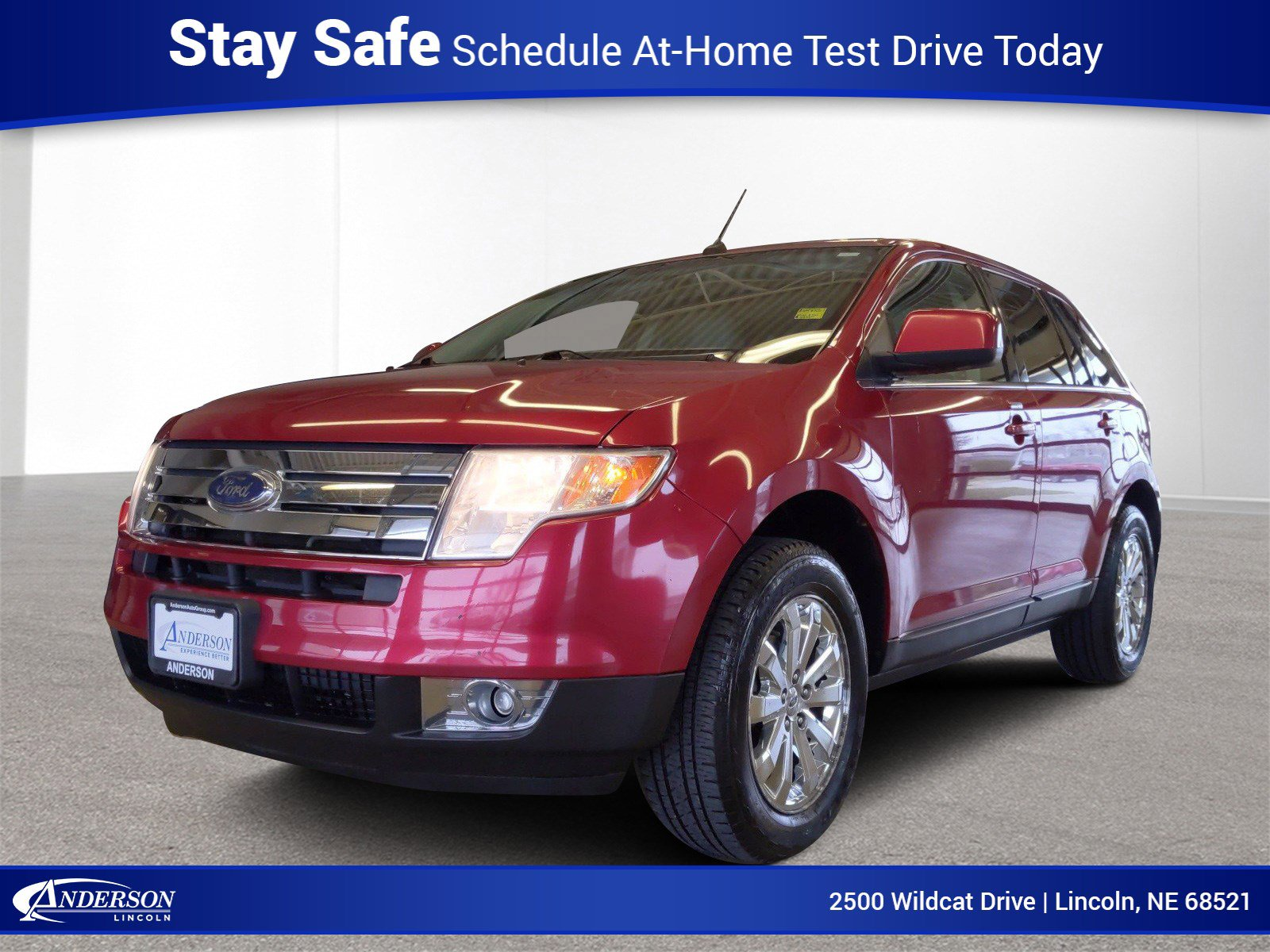 Used 2008 Ford Edge Limited Station Wagon for sale in Lincoln NE