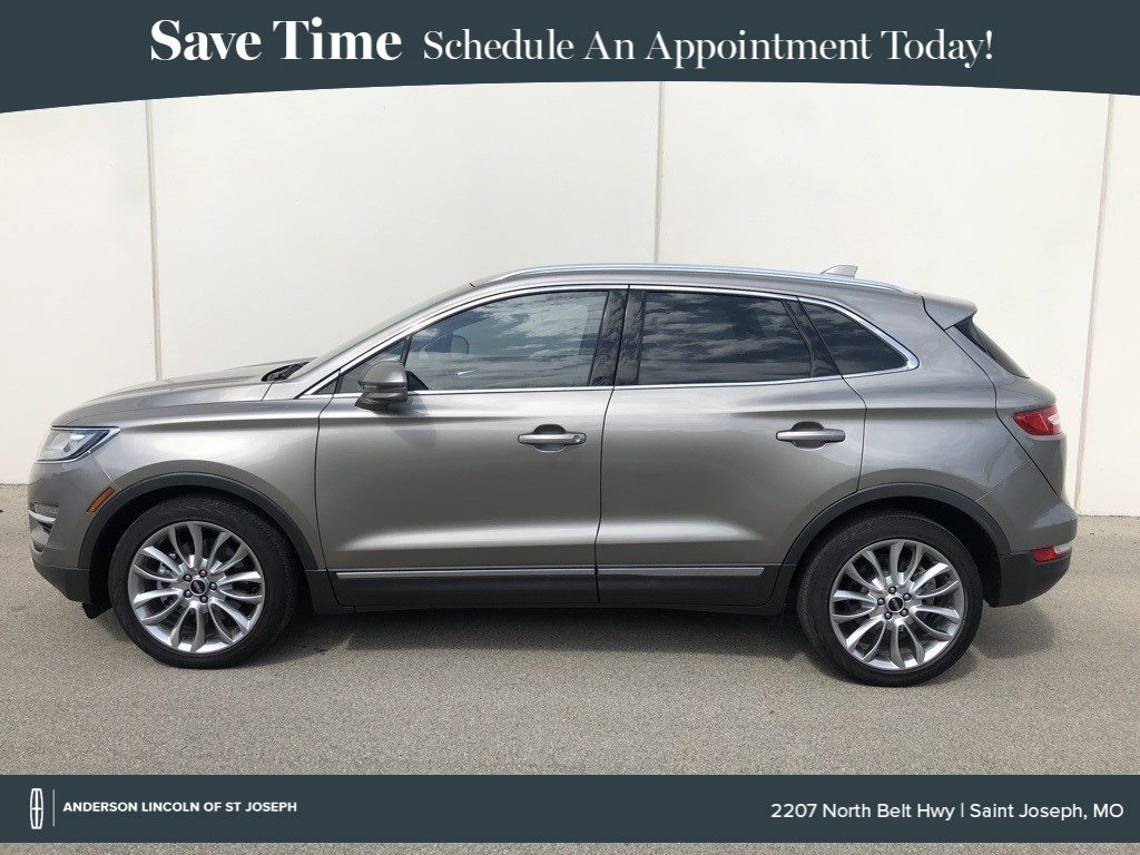 Used 2016 Lincoln MKC Reserve Sport Utility for sale in St Joseph MO