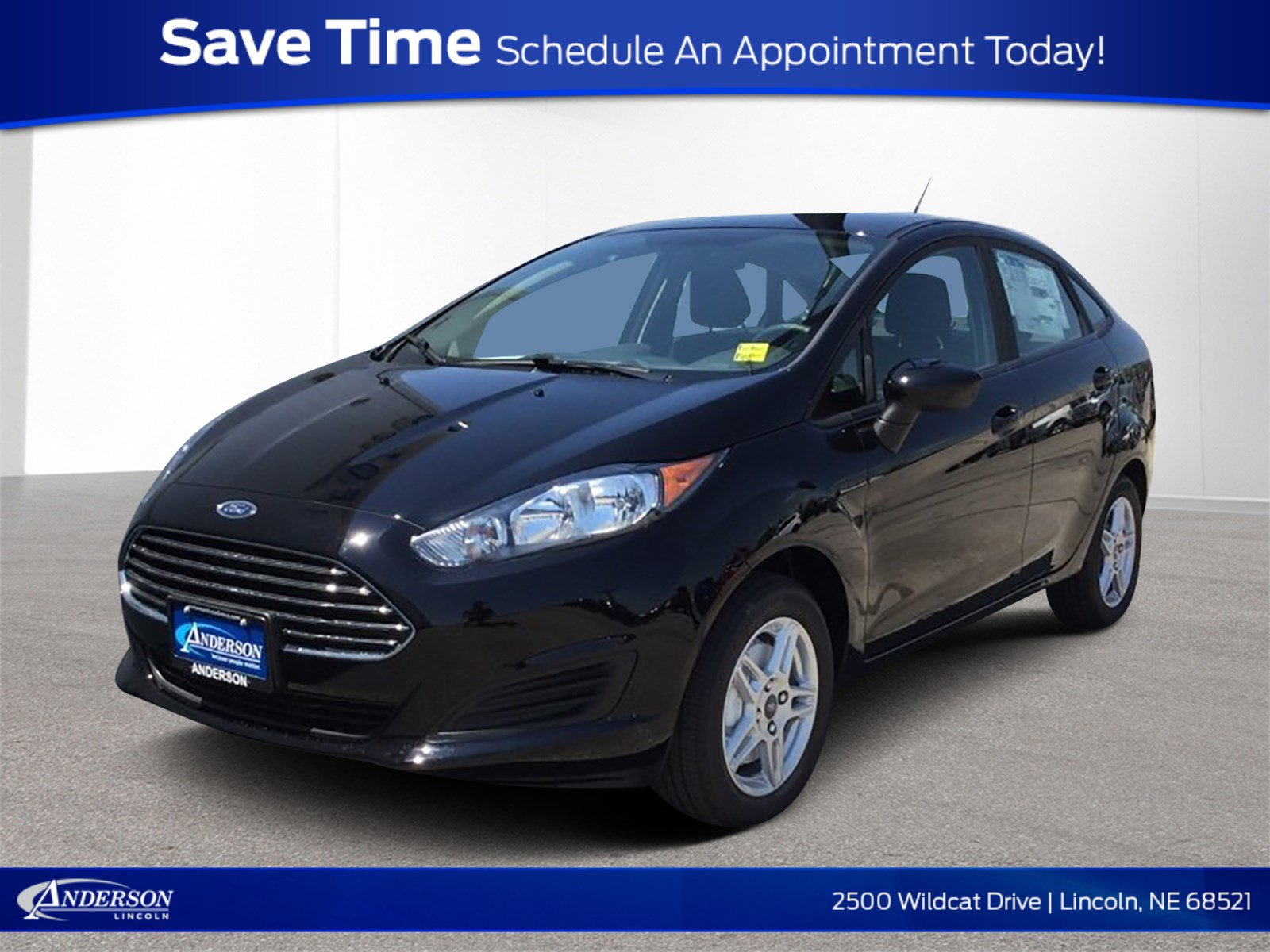 New 2019 Ford Fiesta Se 4dr Car for sale in Lincoln NE