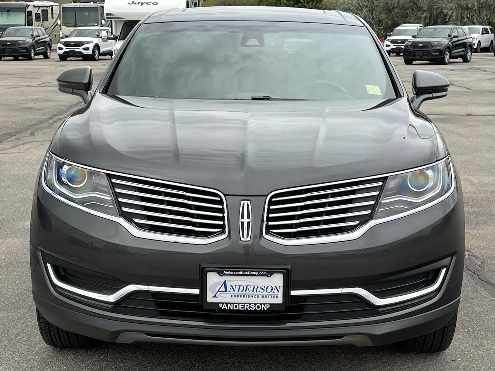 Used 2018 Lincoln MKX Reserve Sport Utility for sale in Lincoln NE