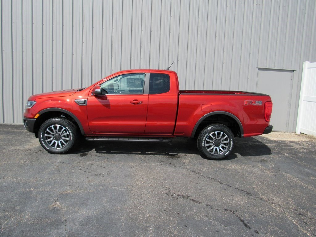 New 2019 Ford Ranger Lariat Super Cab for sale in Grand Island NE