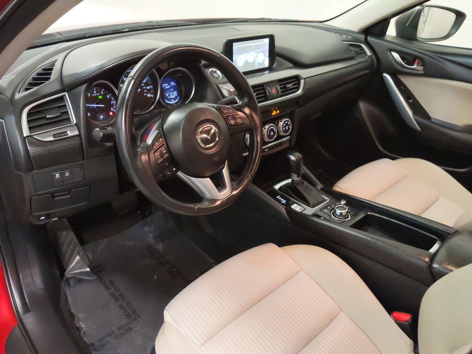 Used 2016 Mazda Mazda6 i Sport 4dr Car for sale in Lincoln NE