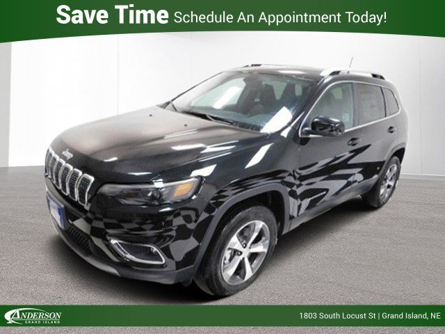 New 2019 Jeep Cherokee Limited Sport Utility for sale in Grand Island NE