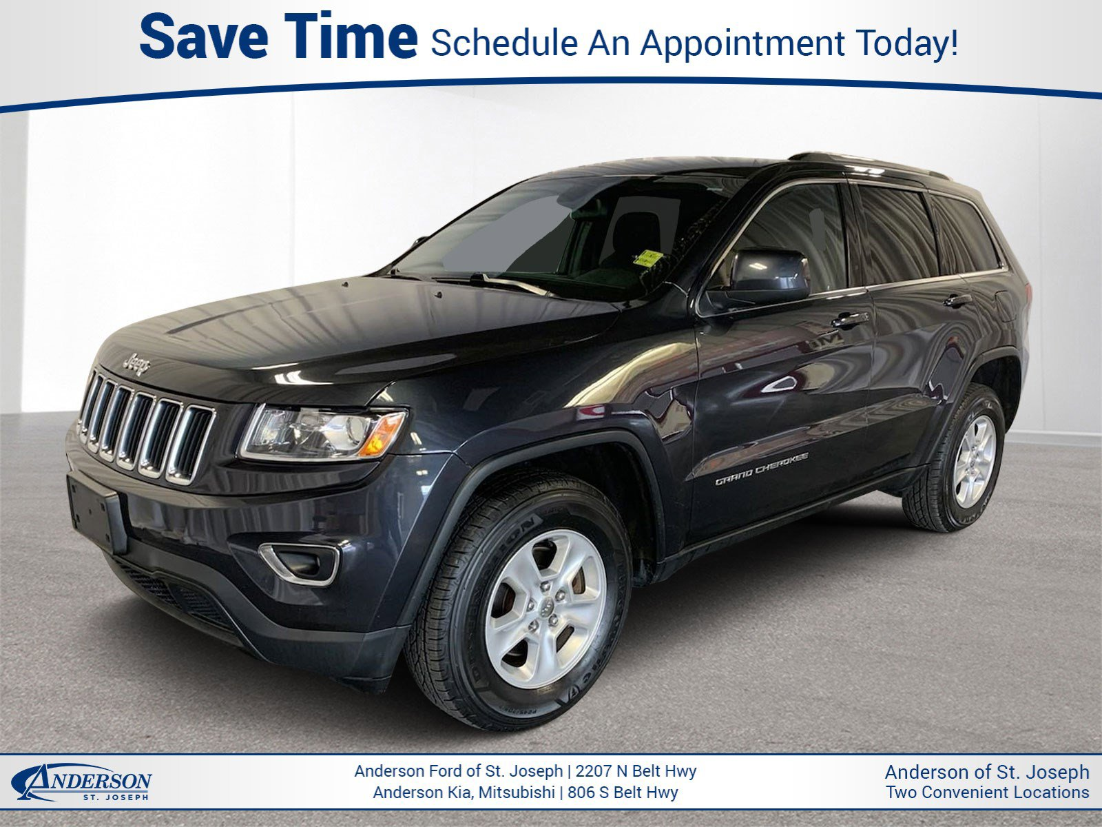 Used 2014 Jeep Grand Cherokee Laredo Sport Utility for sale in St Joseph MO