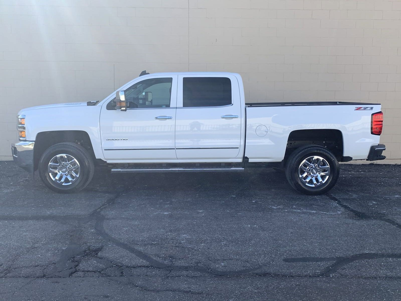 Used 2016 Chevrolet Silverado 3500HD LTZ Crew Cab Pickup for sale in St Joseph MO
