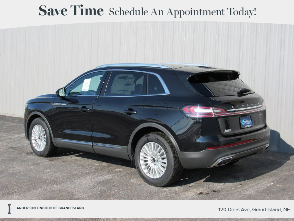 New 2019 Lincoln Nautilus Base 4D Sport Utility for sale in Grand Island NE