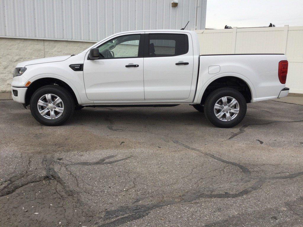 New 2019 Ford Ranger Xlt Crew Cab Pickup for sale in Lincoln NE