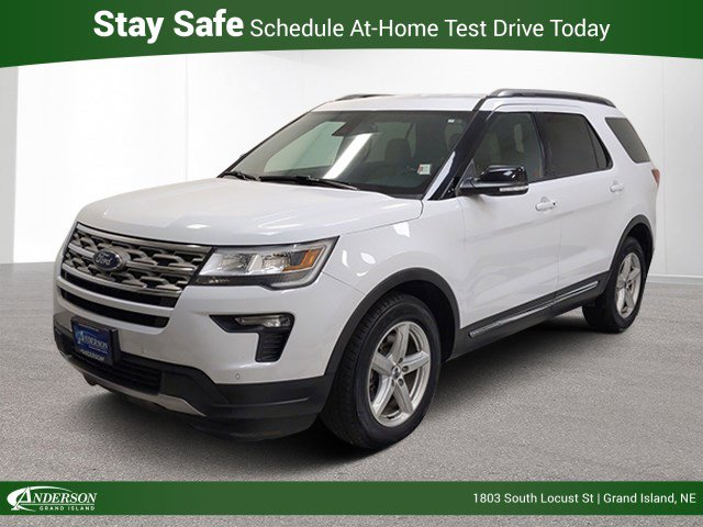 Used 2018 Ford Explorer XLT Sport Utility for sale in Grand Island NE