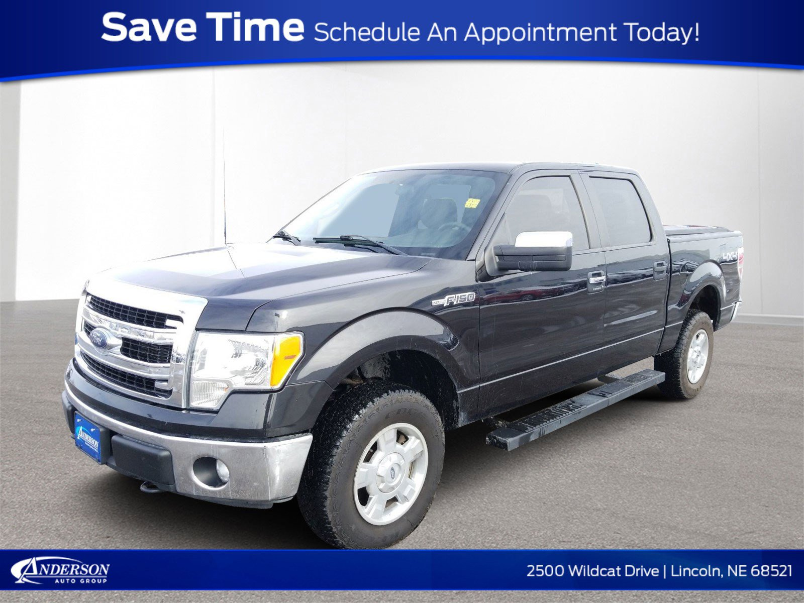 Used 2014 Ford F-150 XLT Crew Cab Pickup for sale in Lincoln NE