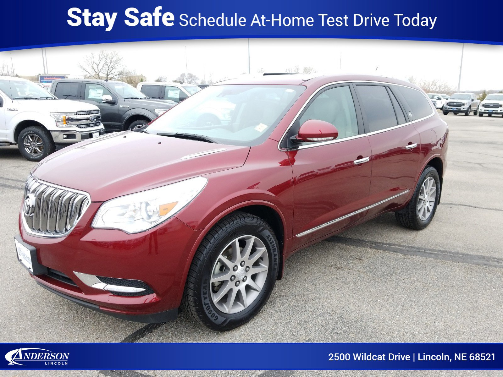 Used 2015 Buick Enclave Leather Sport Utility for sale in Lincoln NE