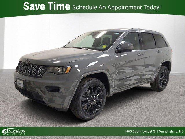 New 2020 Jeep Grand Cherokee Altitude Sport Utility for sale in Grand Island NE