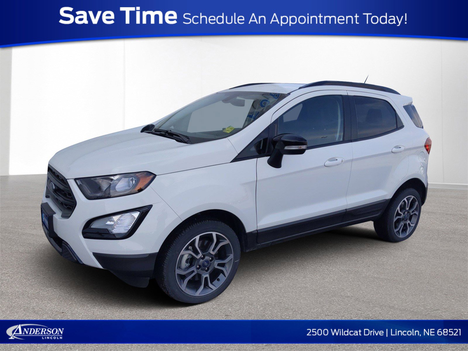 New 2019 Ford EcoSport SES Sport Utility for sale in Lincoln NE