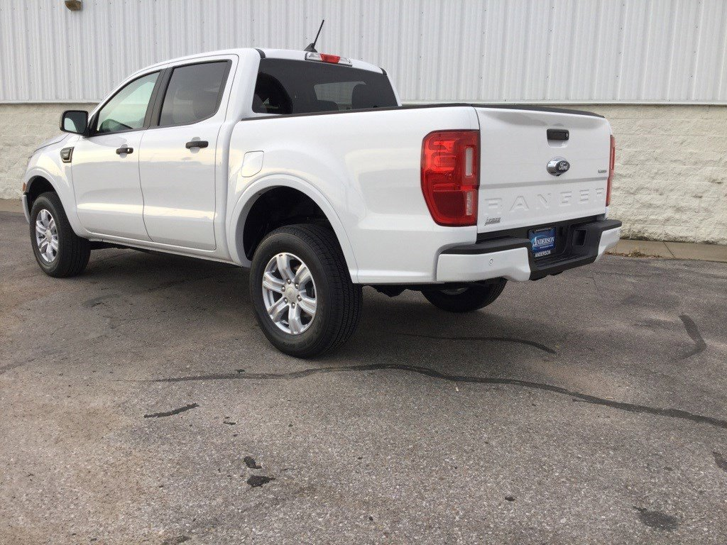 New 2019 Ford Ranger XLT Crew Cab Pickup for sale in Lincoln NE