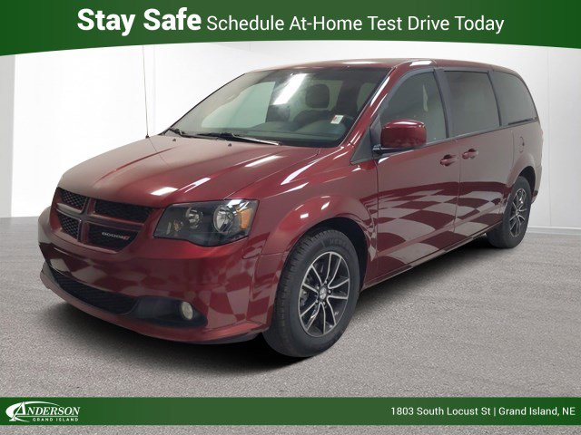 Used 2019 Dodge Grand Caravan GT Mini-van for sale in Grand Island NE