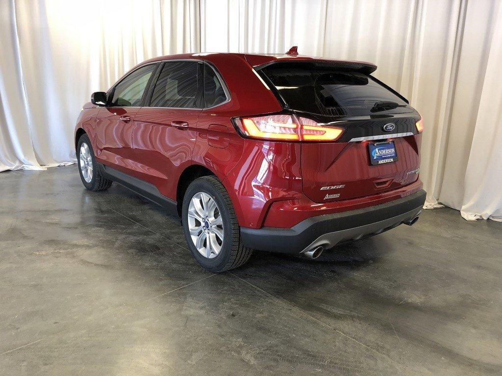 New 2020 Ford Edge Titanium Sport Utility for sale in St Joseph MO