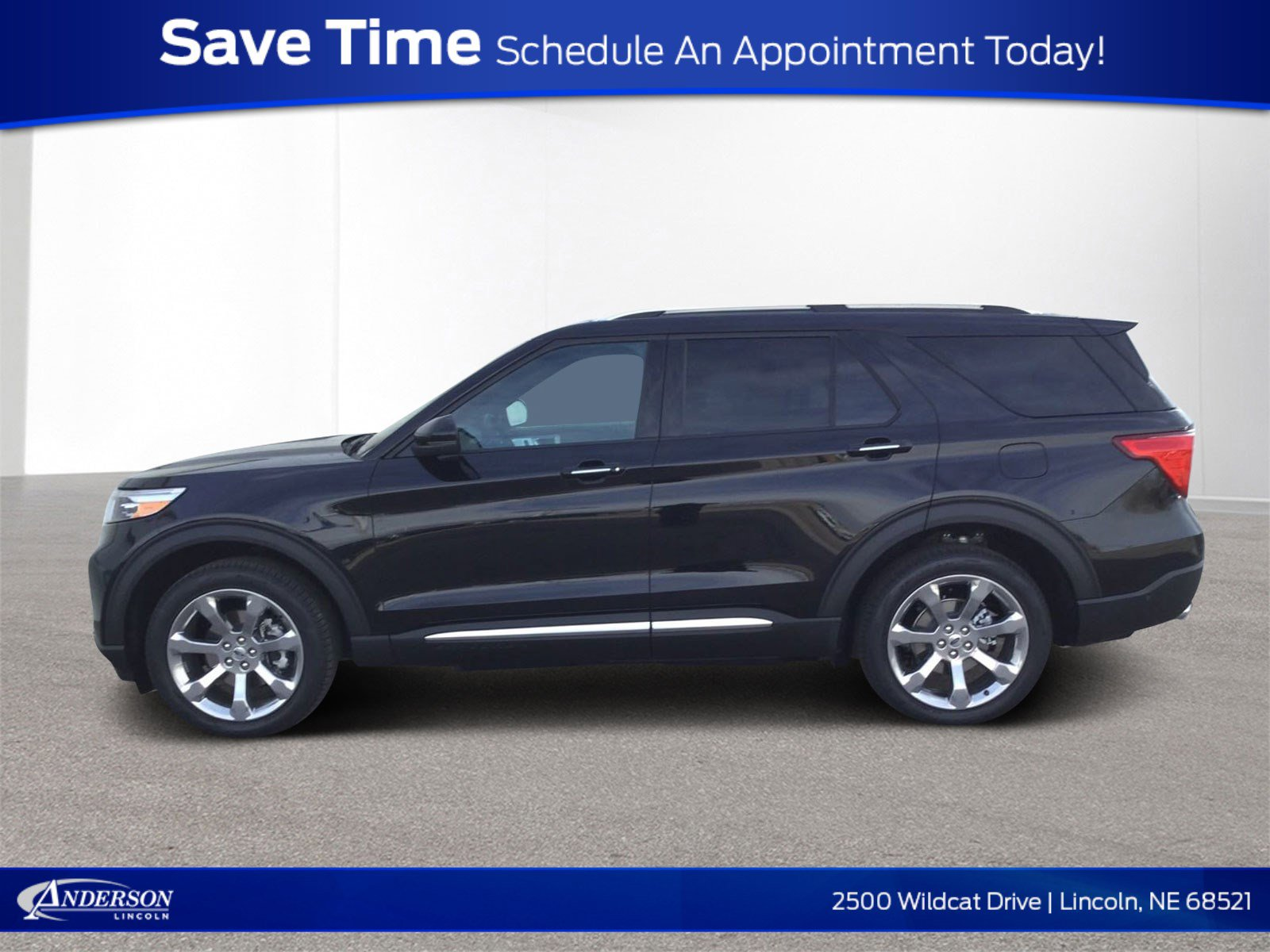 New 2020 Ford Explorer Platinum Sport Utility for sale in Lincoln NE