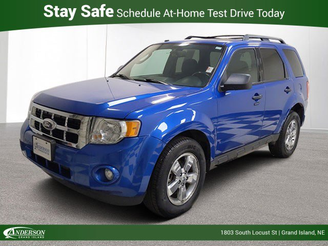 Used 2012 Ford Escape XLT Sport Utility for sale in Grand Island NE