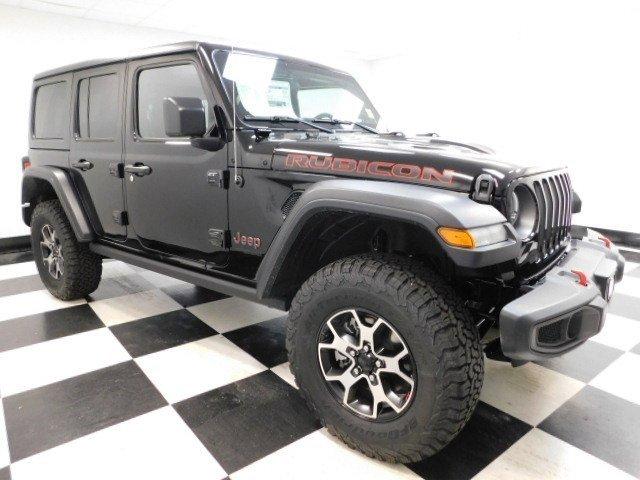 New 2020 Jeep Wrangler Unlimited Rubicon Convertible for sale in Grand Island NE