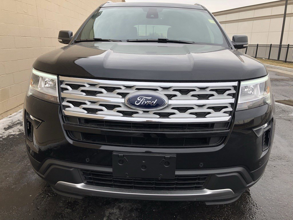 New 2019 Ford Explorer XLT Sport Utility for sale in St Joseph MO