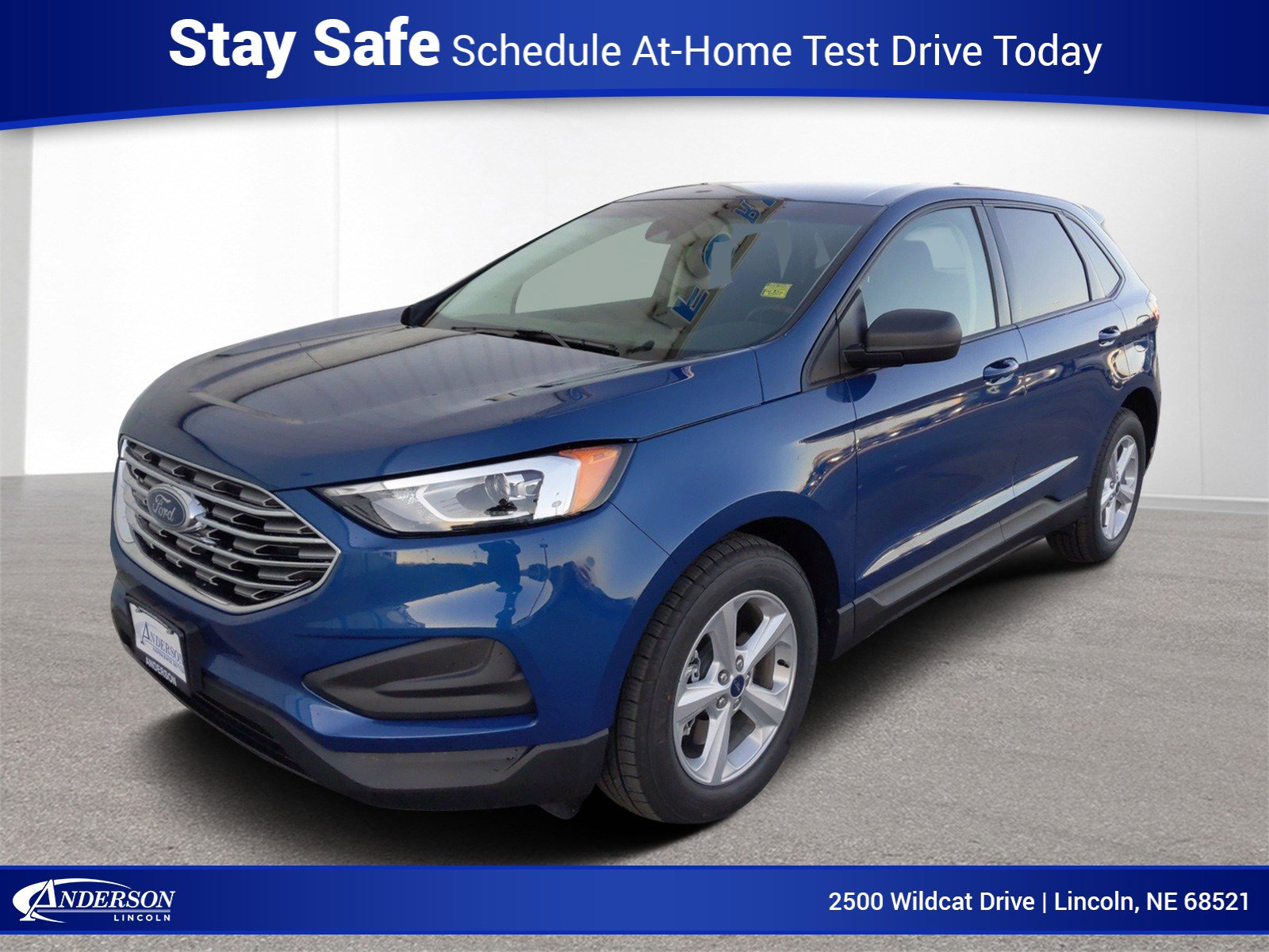 New 2020 Ford Edge SE Sport Utility for sale in Lincoln NE