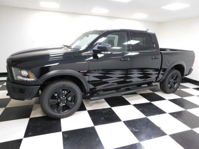 New 2019 Ram 1500 Classic Warlock Crew Cab Pickup for sale in Grand Island NE