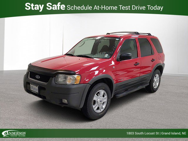Used 2001 Ford Escape XLT Sport Utility for sale in Grand Island NE