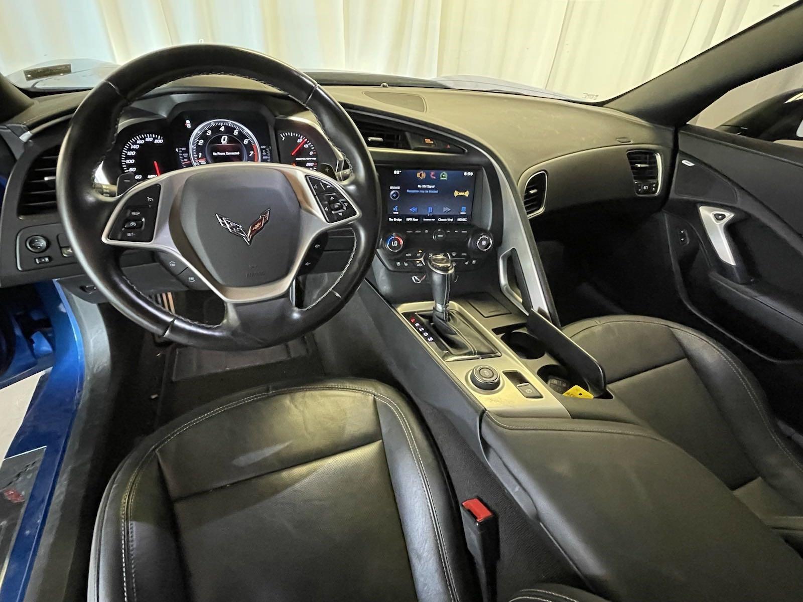 Used 2015 Chevrolet Corvette Z51 2LT 2dr Car for sale in Lincoln NE