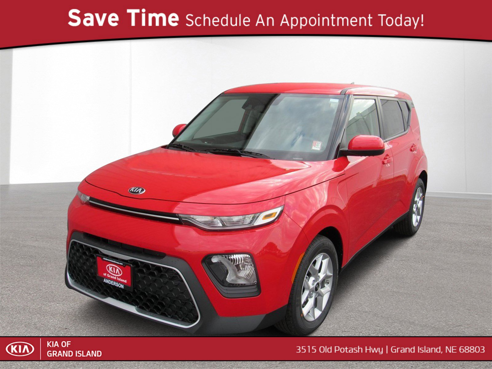 New 2020 Kia Soul S 4D Hatchback for sale in Grand Island NE