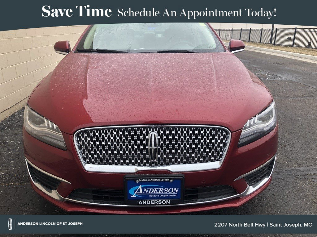 New 2019 Lincoln MKZ Reserve II 4dr Car for sale in St Joseph MO