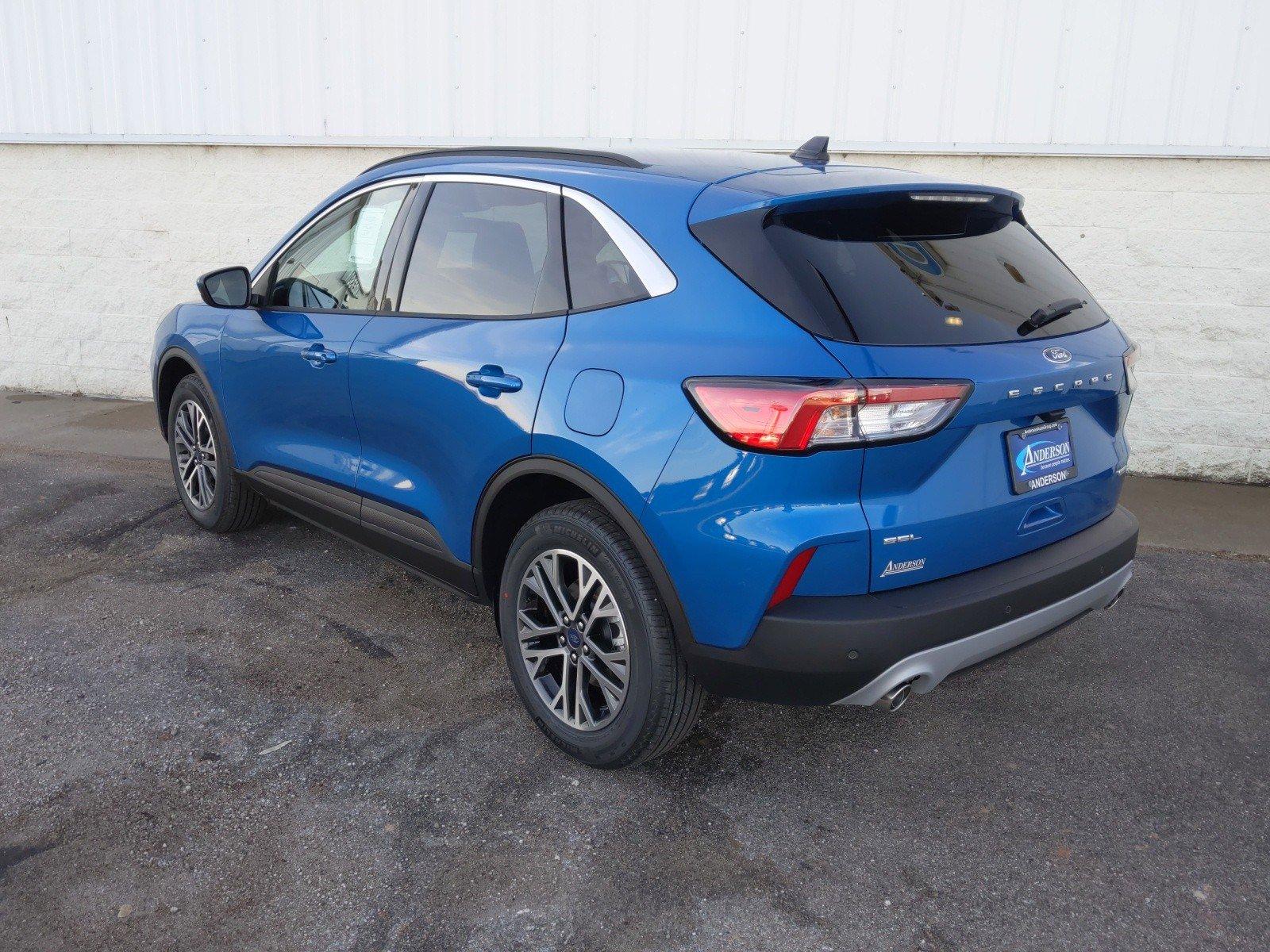 New 2020 Ford Escape SEL Sport Utility for sale in Lincoln NE