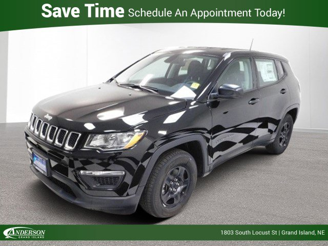 New 2019 Jeep Compass Sport Sport Utility for sale in Grand Island NE