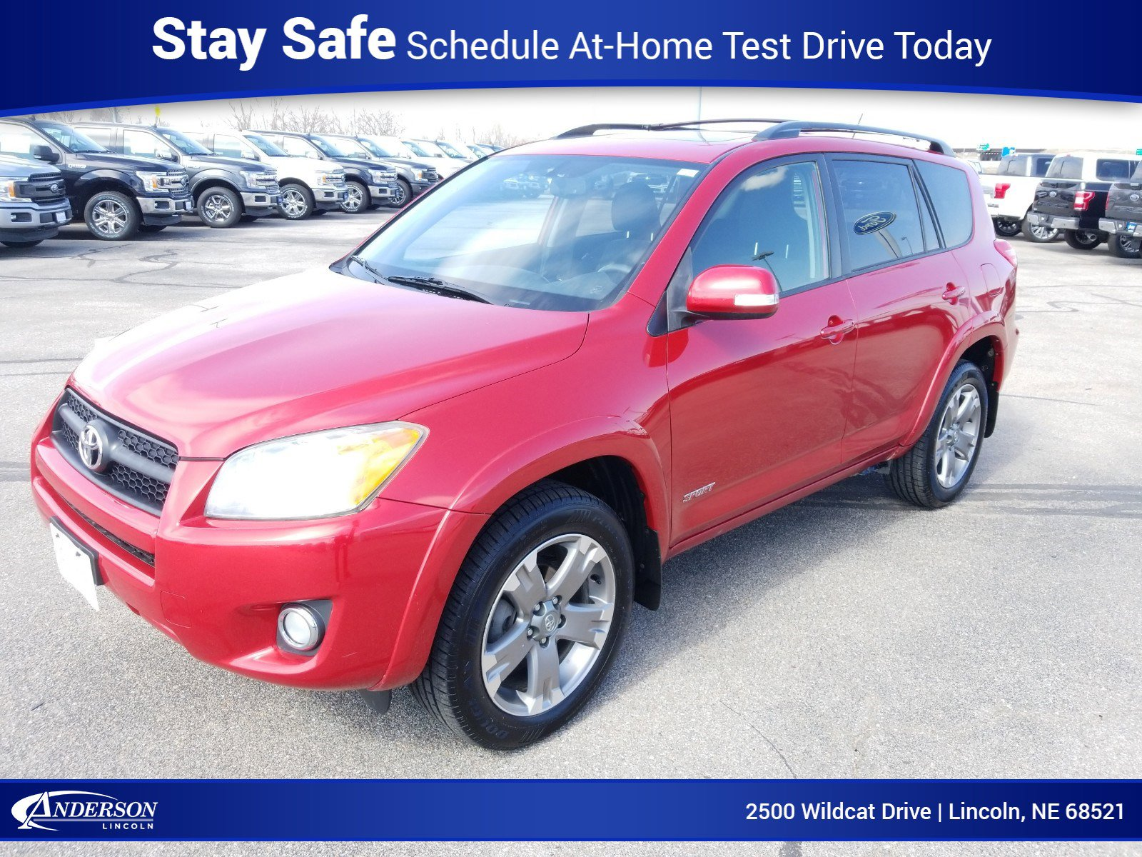 Used 2011 Toyota RAV4 Sport Sport Utility for sale in Lincoln NE