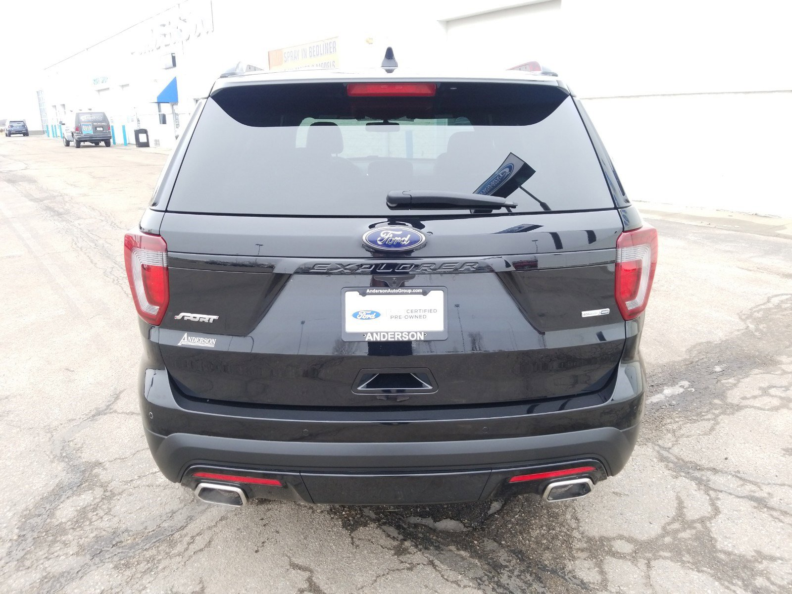 Used 2017 Ford Explorer Sport Sport Utility for sale in Lincoln NE