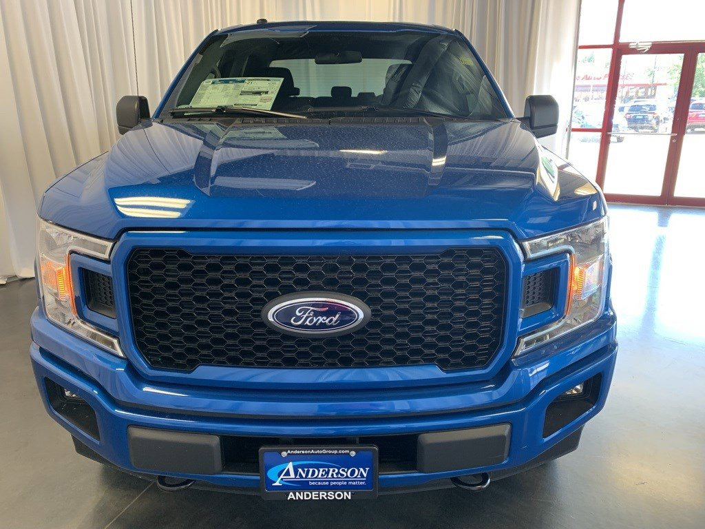 New 2019 Ford F-150 STX Crew Cab Pickup for sale in St Joseph MO