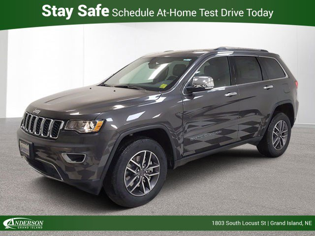 New 2021 Jeep Grand Cherokee Limited Sport Utility for sale in Grand Island NE
