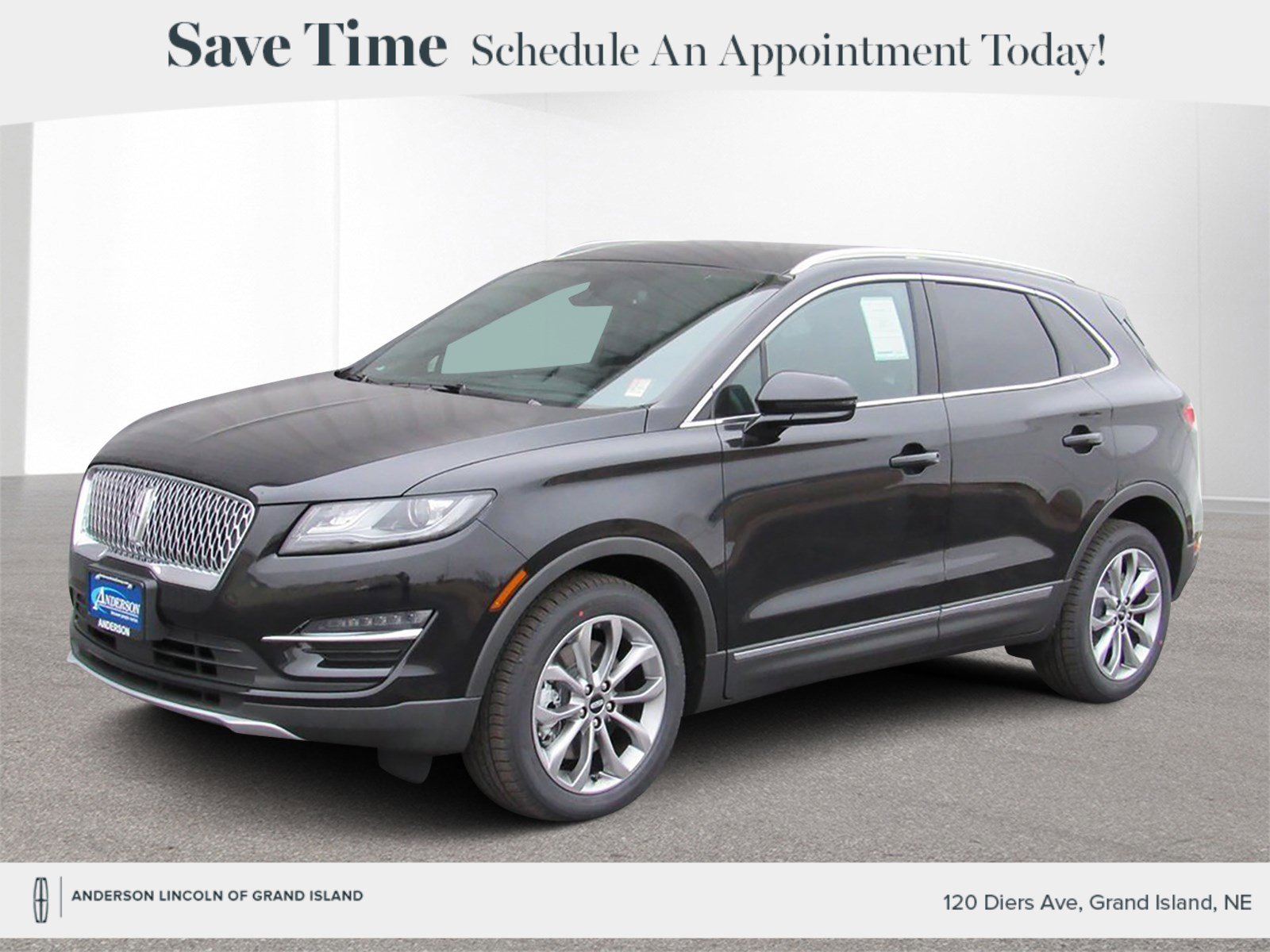 New 2019 Lincoln MKC Select 4D Sport Utility for sale in Grand Island NE