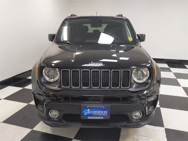 New 2019 Jeep Renegade Latitude Sport Utility for sale in Grand Island NE