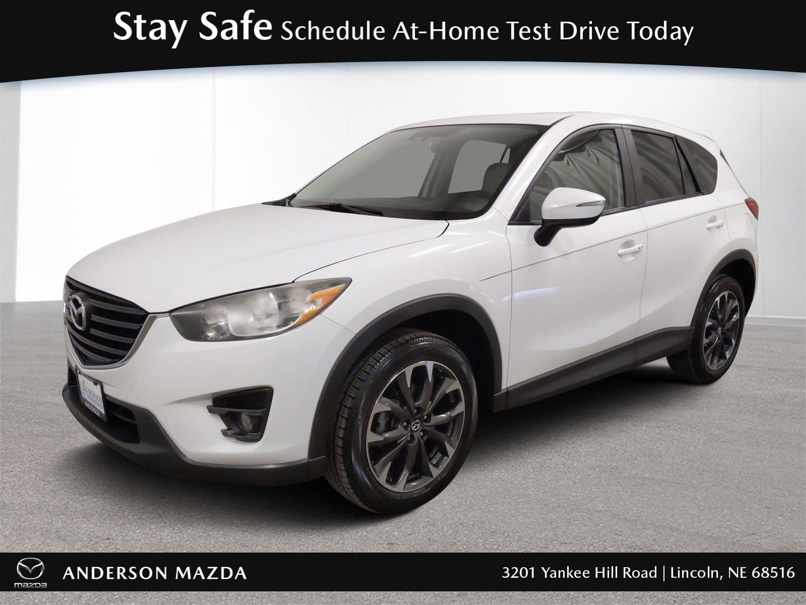 Used 2016 Mazda CX-5 Grand Touring Sport Utility for sale in Lincoln NE