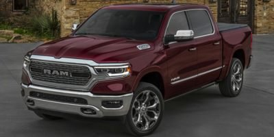 New 2020 Ram 1500 Big Horn 4×4 Crew Cab 5'7 Box Stock: CD107