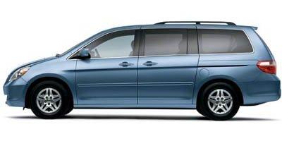 Used 2005 Honda Odyssey EX-L Mini-van for sale in Grand Island NE