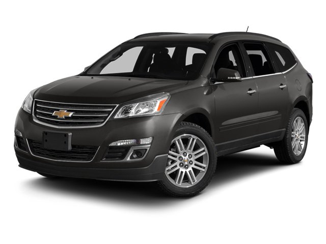 Used 2014 Chevrolet Traverse LT Sport Utility for sale in Grand Island NE